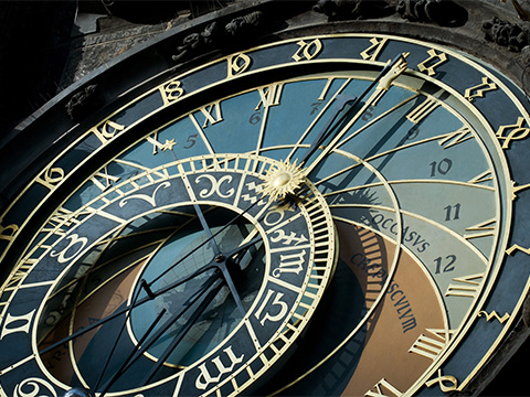 Navigate to astrology.gr project page.